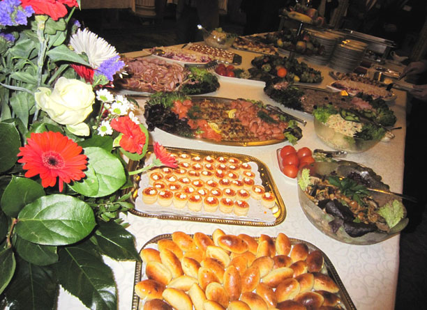 Einblick In Die Kostlichkeiten Der Russischen Kuche Seitnotiz De